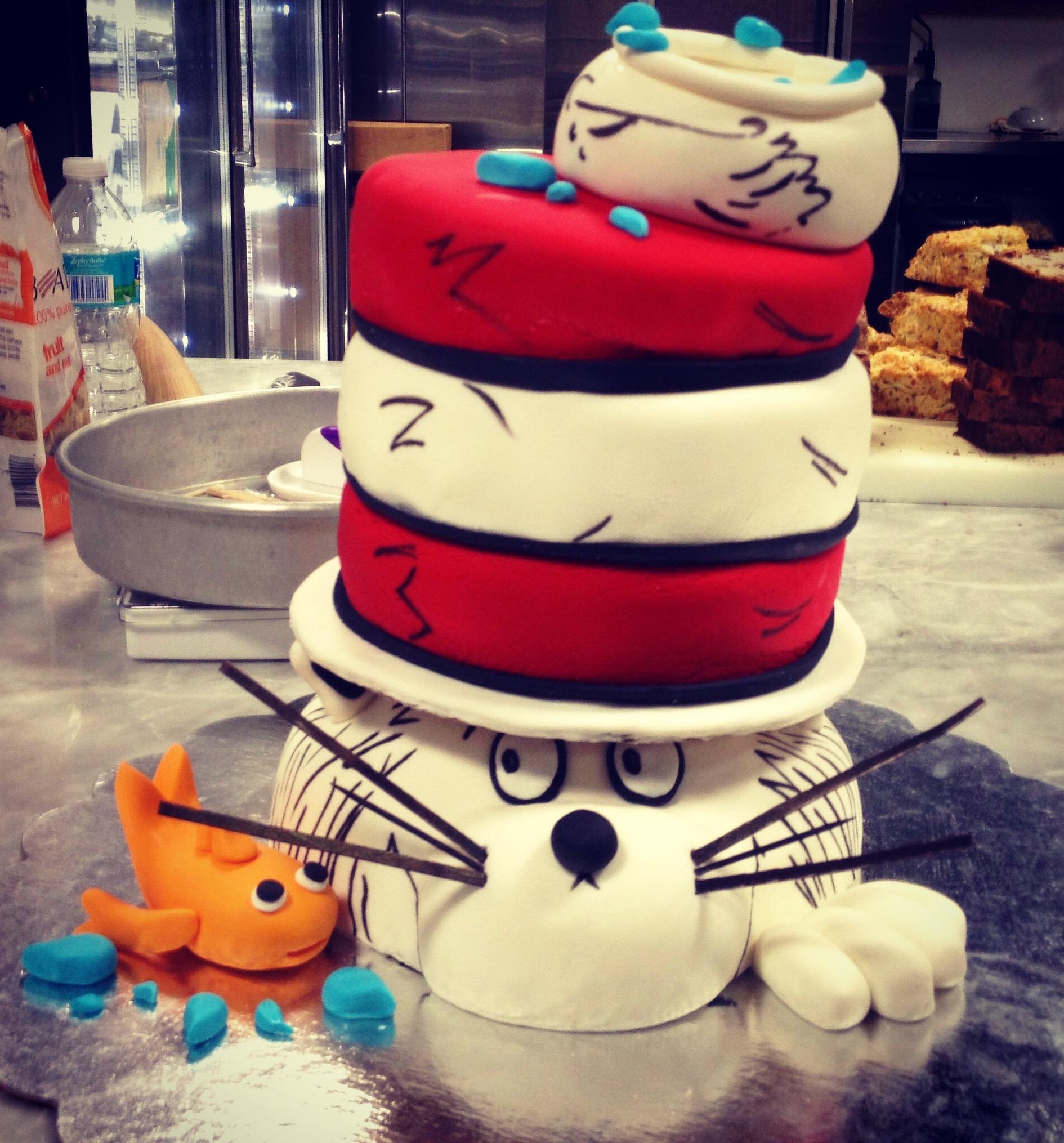 Cake_Dr Seuss_2